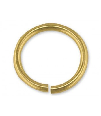 9ct Gold Jump Rings 5mm