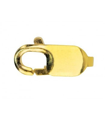 9ct Gold Lobster Claw Clasp 8mm