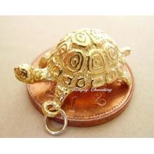 Tortoise 9ct 9K Gold Charm