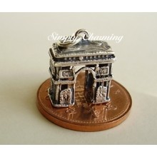 Sterling Silver Charms - Admiralty Arch Charm