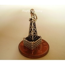 Blackpool Tower Sterling Silver Charms