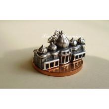 Brighton Pavillion Sterling Silver Charms
