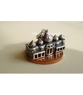 Brighton Pavillion Sterling Silver Charms
