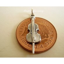 Cello Sterling Silver Charms