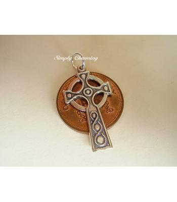 Celtic Cross Sterling Silver pendant