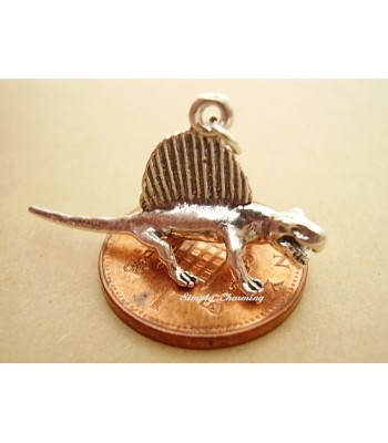Dinosaur Sterling Silver Charm