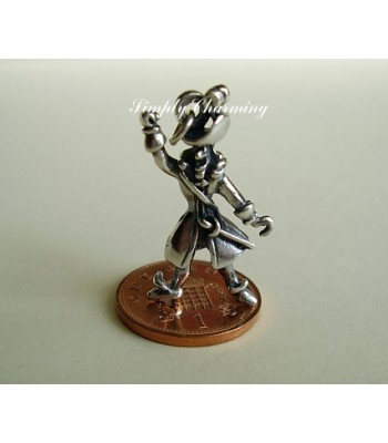 Captain Hook Sterling Silver Charms