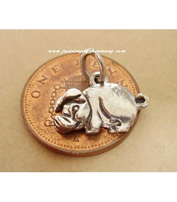 Sterling Silver Pig Charms
