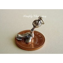 Sea Lion Sterling Silver Charm