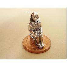 Tutankhamun Sterling Silver Charm